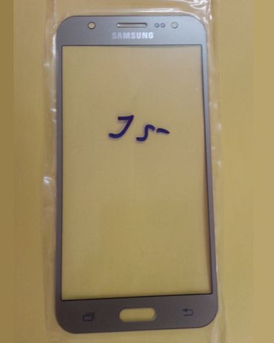 Samsung Galaxy J5 Front Glass Golden