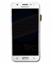 Samsung J500H LCD Display With Touch Screen Glass White