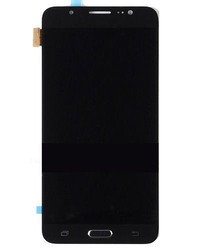 Samsung Galaxy J7 2016 LCD Display with Touch Scren Black color
