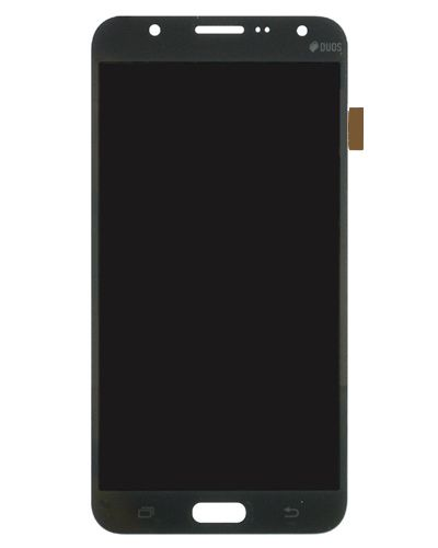 Samsung Galaxy J7 LCD Display Touch Screen Digitizer Assembly - Black Colour