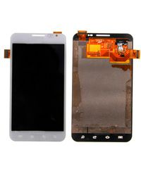 Samsung Note 1 LCD Display With Touch Screen Glass White