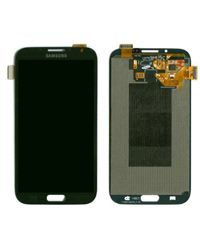 Samsung Note 2 LCD Display With Touch Screen Digitizer Glass Black