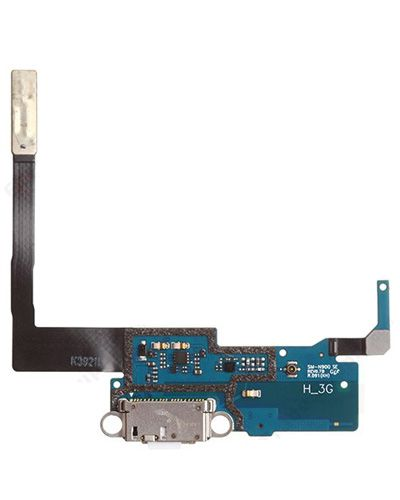 Samsung Galaxy N900 USB Charging Port Flex Cable