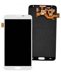 Samsung Note 3 Neo LCD Display With Touch Screen White