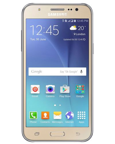 Samsung On5 Touch Screen Golden