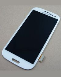 Samsung s3 White Touch Screen Digitizer Glass