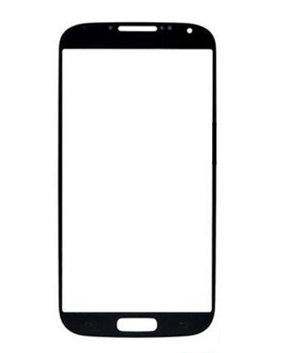 Replacement Front Glass digitizer for Samsung Galaxy S4 I9500 Black