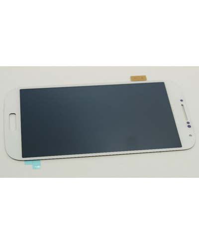 Samsung Galaxy S4 i9500 Lcd Display with Touch Screen White Color