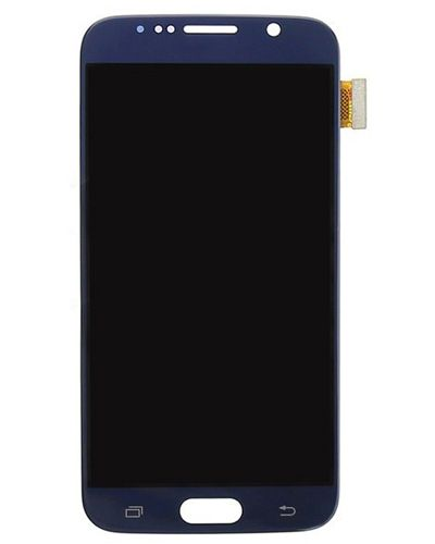 Samsung Galaxy S6 G920F LCD Display with Touch Screen Blue