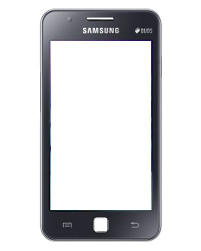 Samsung Z2 Touch Screen Black color