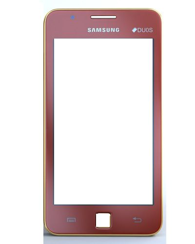Samsung Z2 Touch Screen Cherry color