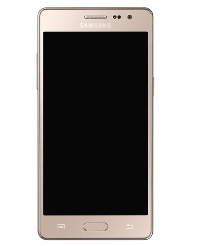 Lcd Display with Touch Screen for Samsung Z3 Gold Color