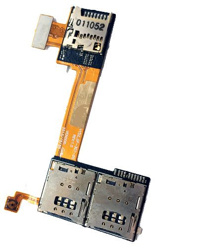 Sony Xperia M2 D2302 D2303 D2305 D2306 Sim Card Slot Holder with SD
