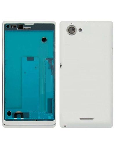 Sony Xperia C2105 Full Body Housing White Color
