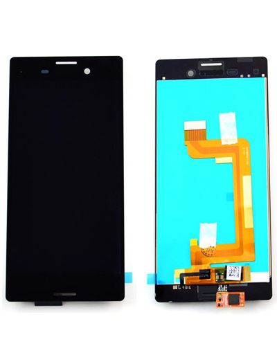 Sony Xperia m4 aqua Lcd Display with Touch Screen Black