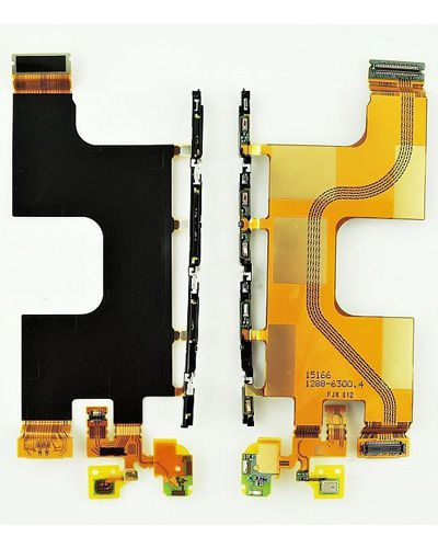 Sony Xperia  E6553 Main Flex Cable with Side strip and Mic