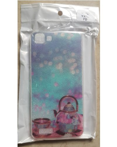 Vivo Y27L Beautiful Kattle And Cup Printed Back Case Cover