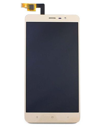 Xiaomi Redmi MI 3S Prime LCD Display With Touch Screen Gold