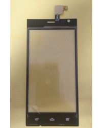 Xolo A600 Touch Screen Digitizer Glass Black