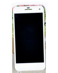Xolo Q1000 LCD Display With Touch Screen Digitizer Glass White