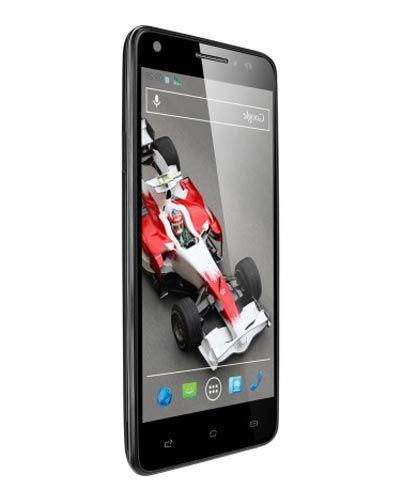 Xolo Q3000 LCD Display with Touch Screen Black color