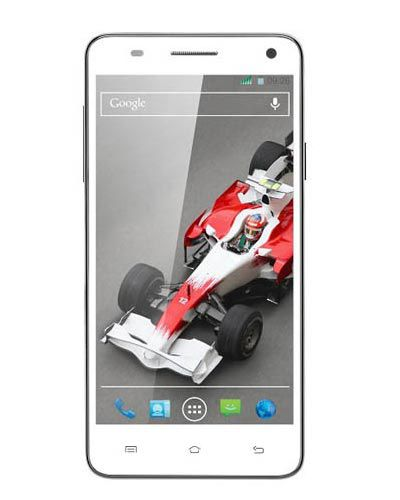 Xolo Q3000 LCD Display with Touch Screen White color
