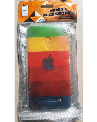 Asus Zenfone 5 Apple Logo Back Case Cover