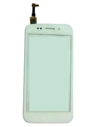 Touch Screen for Micromax A210 White
