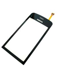 Touch Screen for Nokia C5 Black