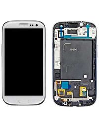 Lcd Display for Samsung S3 White